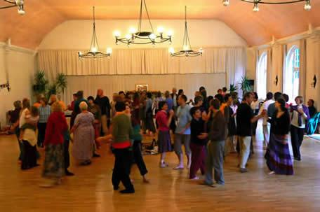 main dance hall